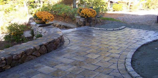 Burton Construction & Management Inc patio construction