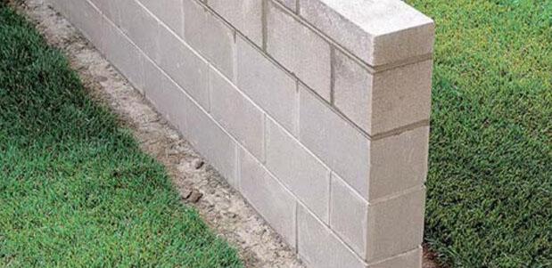 Burton Construction & Management Inc block wall construction