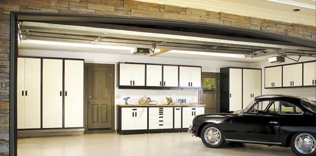 Burton Construction & Management Inc garage build outs