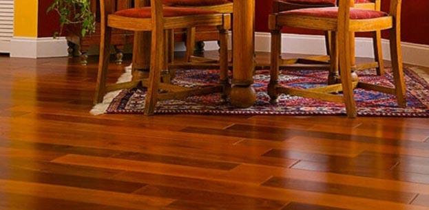 Burton Construction & Management Inc hardwood flooring installation